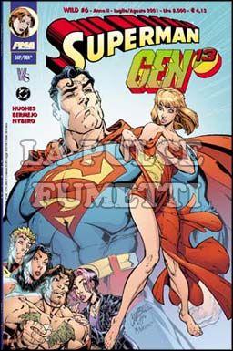 GEN 13 SUPERMAN