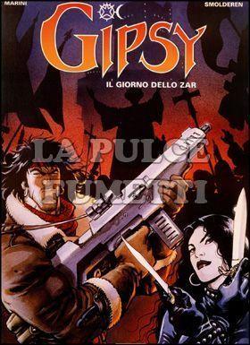 GIPSY #     3: IL GIORNO DELLO ZAR