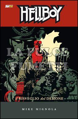 HELLBOY RISTAMPA #     2: IL RISVEGLIO DEL DEMONE