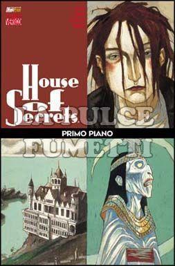 HOUSE OF SECRETS #     2: PRIMO PIANO