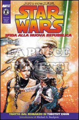 STAR WARS #     6: SFIDA ALLA NUOVA REPUBBLICA