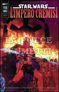 STAR WARS #     7: L'IMPERO CREMISI