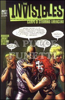 INVISIBLES #     2.4 CAMPO DI STERMINIO AMERICANO