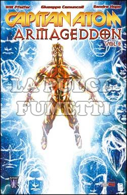CAPITAN ATOM: ARMAGEDDON #     2