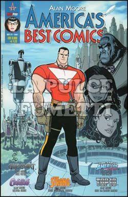 ABC - AMERICA'S BEST COMICS #     1 - EDIZIONE EDICOLA