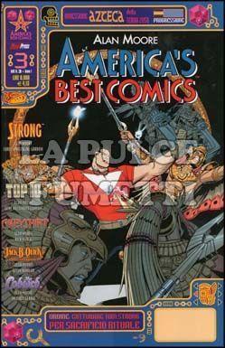 ABC - AMERICA'S BEST COMICS #     3