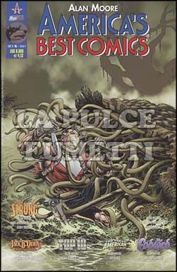 ABC - AMERICA'S BEST COMICS #     5
