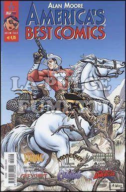 ABC - AMERICA'S BEST COMICS #     8