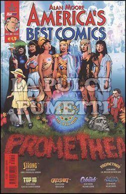 ABC - AMERICA'S BEST COMICS #    11