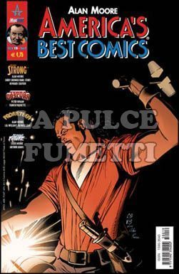ABC - AMERICA'S BEST COMICS #    19