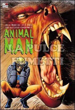 ANIMAL MAN #     1