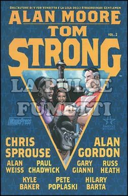 TOM STRONG #     2