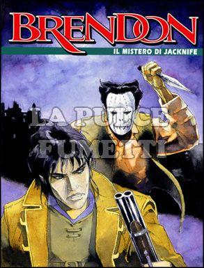 BRENDON #    19: IL MISTERO DI JACKNIFE