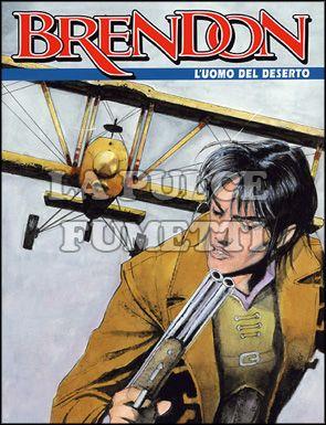 BRENDON #    40: L'UOMO DEL DESERTO