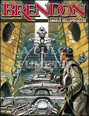 BRENDON #    61: L'ANGELO DELL'APOCALISSE