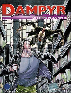 DAMPYR #     2: LA STIRPE DELLA NOTTE