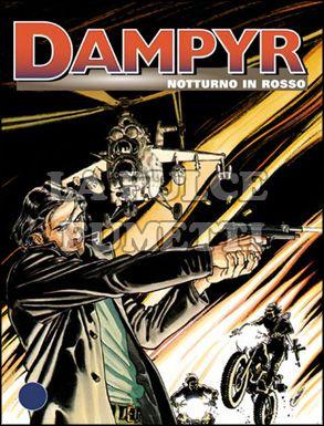 DAMPYR #     4: NOTTURNO IN ROSSO