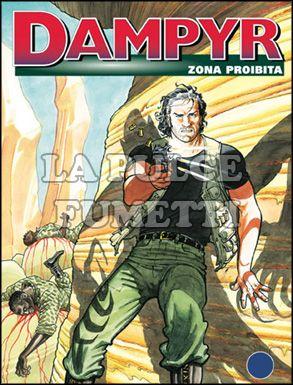 DAMPYR #     7: ZONA PROIBITA