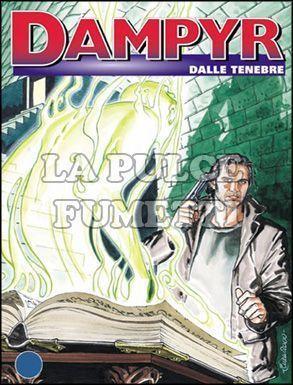 DAMPYR #     8: DALLE TENEBRE