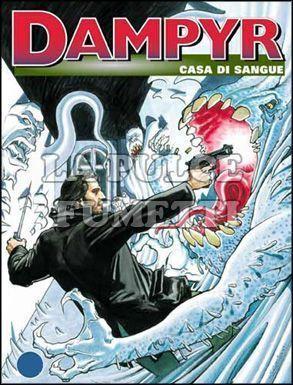 DAMPYR #    10: CASA DI SANGUE