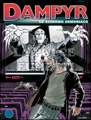 DAMPYR #    18: LO SCHERMO DEMONIACO