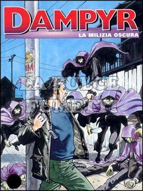 DAMPYR #    24: LA MILIZIA OSCURA