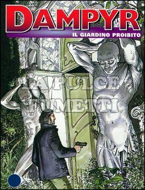 DAMPYR #    26: IL GIARDINO PROIBITO