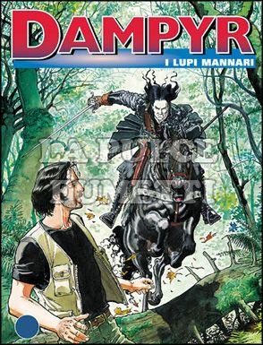DAMPYR #    27: I LUPI MANNARI