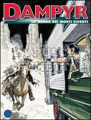 DAMPYR #    28: LA BANDA DEI MORTI VIVENTI