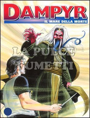 DAMPYR #    31: IL MARE DELLA MORTE