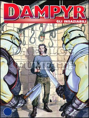 DAMPYR #    32: GLI INSAZIABILI