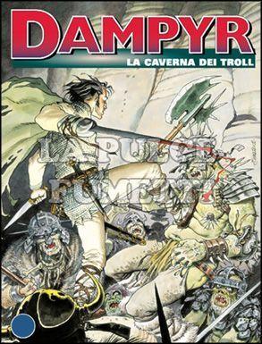 DAMPYR #    34: LA CAVERNA DEI TROLL