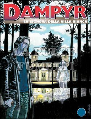 DAMPYR #    38: LA SIGNORA DELLA VILLA BIANCA