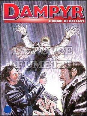 DAMPYR #    42: L'UOMO DI BELFAST