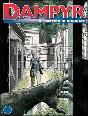 DAMPYR #    45: IL VAMPIRO DI HIGHGATE