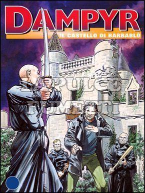 DAMPYR #    46: IL CASTELLO DI BARBABLU
