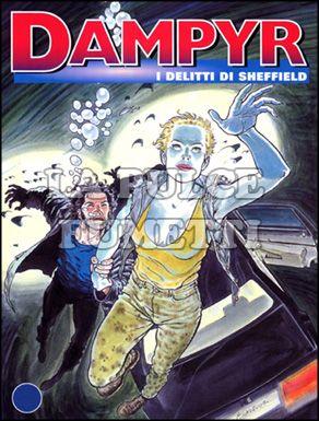 DAMPYR #    47: I DELITTI DI SHEFFIELD
