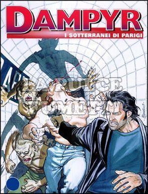 DAMPYR #    48: I SOTTERRANEI DI PARIGI