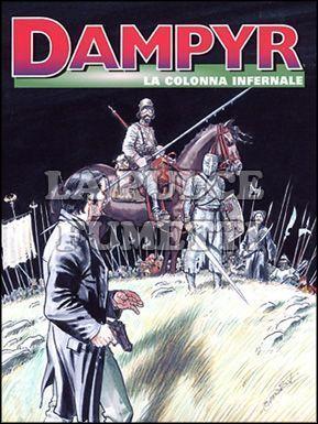 DAMPYR #    49: LA COLONNA INFERNALE