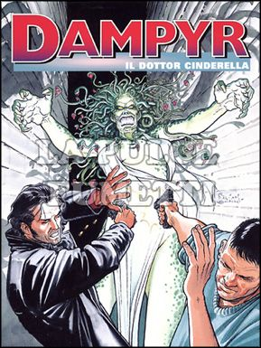 DAMPYR #    50: IL DOTTOR CINDERELLA
