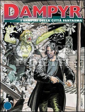 DAMPYR #    56: I VAMPIRI DELLA CITTA' FANTASMA