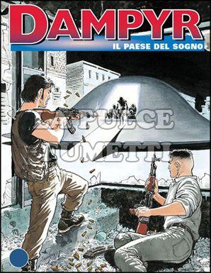 DAMPYR #    57: IL PAESE DEL SOGNO