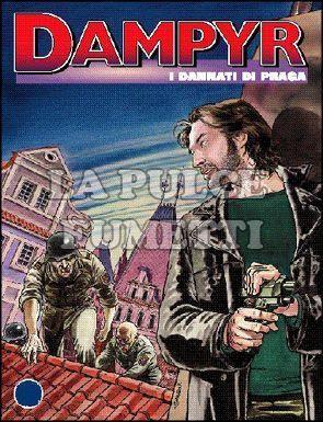 DAMPYR #    62: I DANNATI DI PRAGA