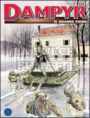 DAMPYR #    66: IL GRANDE FIUME
