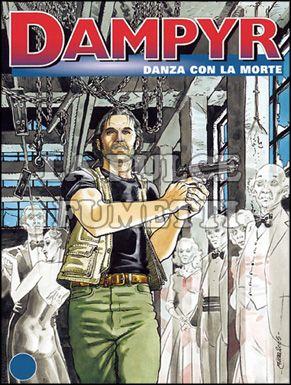 DAMPYR #    67: DANZA CON LA MORTE
