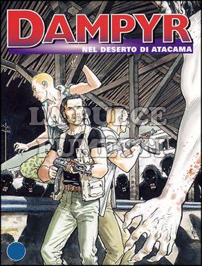 DAMPYR #    70: NEL DESERTO DI ATACAMA