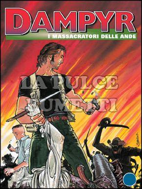 DAMPYR #    71: I MASSACRATORI DELLE ANDE