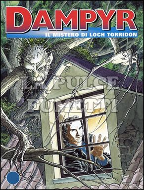 DAMPYR #    73: IL MISTERO DI LOCH TORRIDON