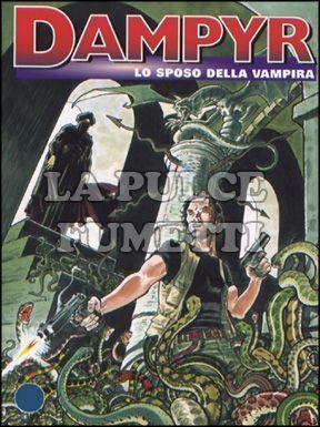 DAMPYR #    75: LO SPOSO DELLA VAMPIRA