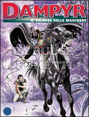 DAMPYR #    80: IL SIGNORE DELLE MASCHERE